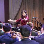 Milli Konservatoriyada Xalq artisti Dadaş Dadaşovun musiqisi dinlənilib