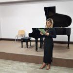 """""""Ümumi fortepiano"""" kafedrasının konserti keçirilib"""
