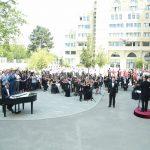 """Azərbaycan Milli Konservatoriyasında """"Vətən nəğməsi"""" səslənib"""