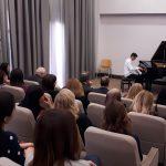 """""""Ümumi fortepiano"""" kafedrasının hesabat konserti keçirilib"""