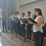 Əməkdar artist İlham Nəcəfov və Natavan Həsənovanın sinif konserti keçirilib