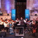 Azerbaijan National Music in the The Hashemite Kingdom of Jordan.