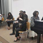 """""""Ümumi fortepiano"""" kafedrası Milli Konservatoriyanın 20 illik yubileyini qeyd edib"""