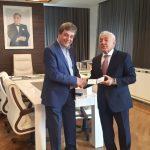 Siyavuş Kərimi Azərbaycan Respublikasının yubiley medalı ilə təltif edilib
